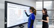 Nowe monitory z technologią dotykową NEC ShadowSense™